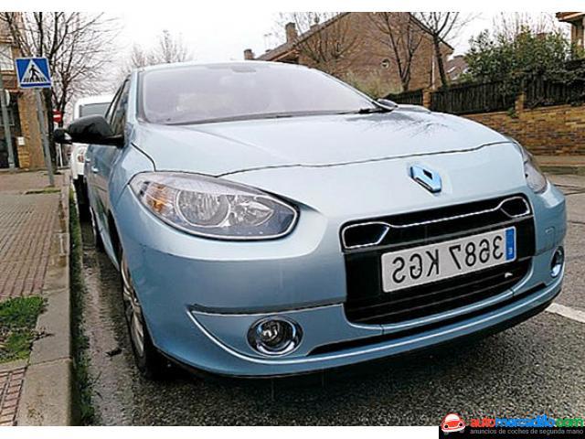 Renault Fluence ElÉctrico Bateria En P 2012
