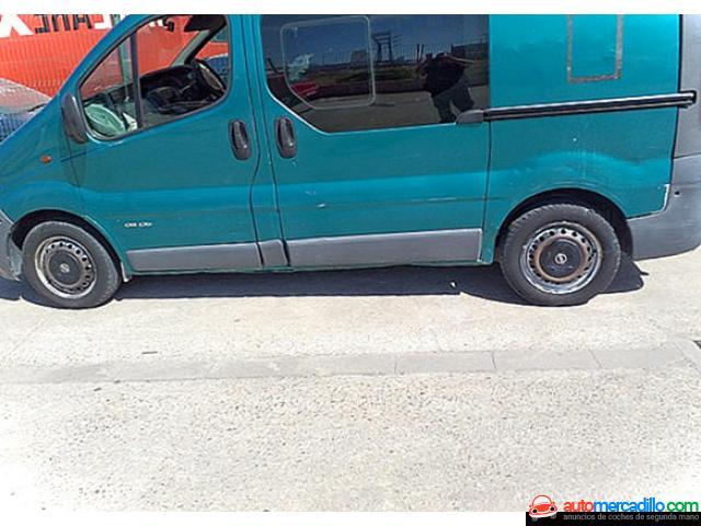 Nissan Primastar 1.9 Dci 6 Plazas 1.9 Dci 2004