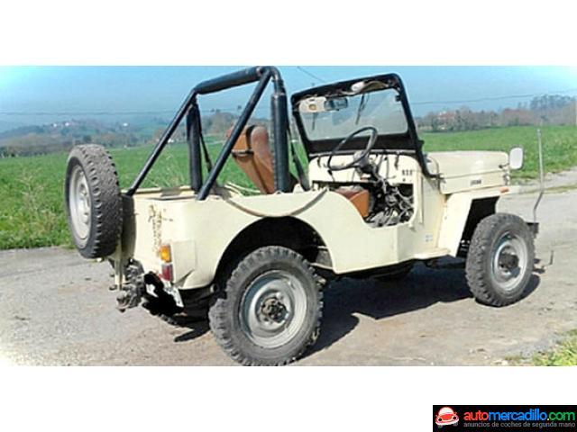 Jeep Bravo 1977
