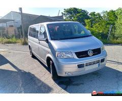 Volkswagen T5 Transporter Shuttle Larga 2004
