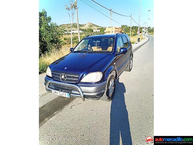 Mercedes-benz Clase M 1998