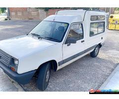 Renault Express Ss 1988