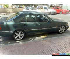Mercedes-benz Clase C 1994