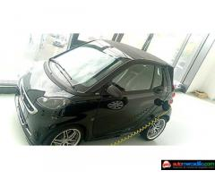 Smart Cabrio Brabus Electric Drive 2014