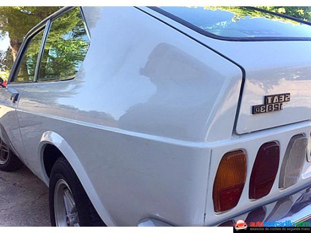 Seat 128 Sport 1430 5 Velocidades 1979