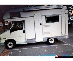 Fiat Ducato 1.900 C. C Vivienda 1.9 1991