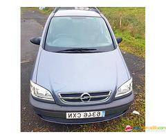 Opel ZAFIRA 2.0 DTI 2.0 TI del 2004