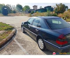 Mercedes-benz MERCEDES CLASE C 250 TD  TD del 2000