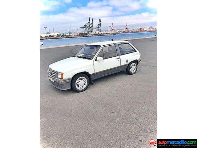 Opel Corsa 1.300 Gt 1.3 Gt 1985