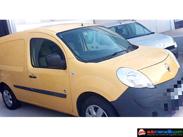 Renault Kangoo Electrica 2013