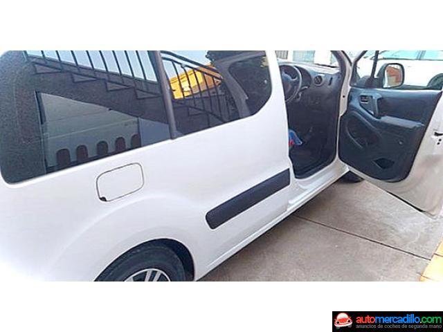 Peugeot Parnet Tepee 2015