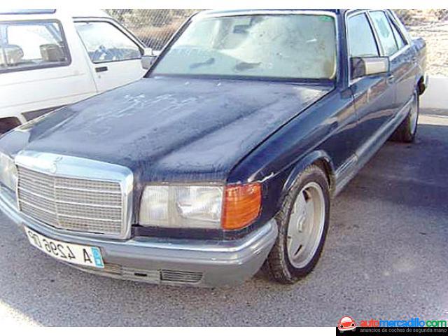 Mercedes 280se 1980