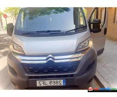 Citroen Jumper 2016