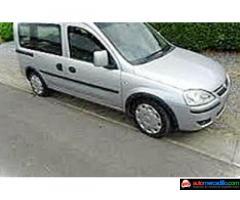 Opel Combo 1300 2009