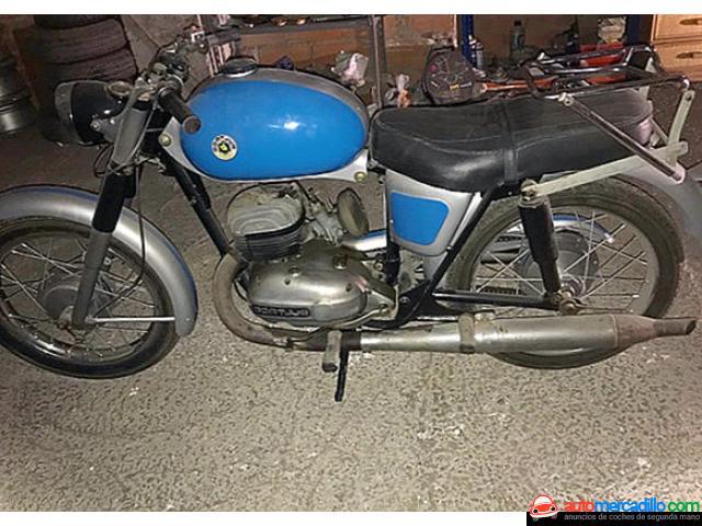 Bultaco Mercurio 1963