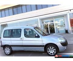 Peugeot Partner Doble Puerta Lateral 2003