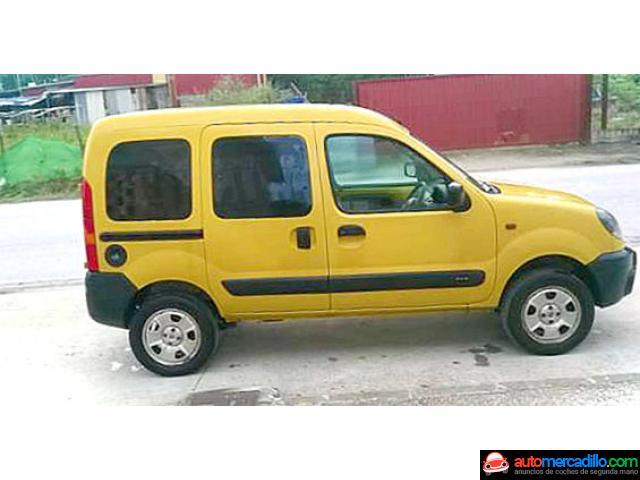 Renault Kangoo 4x4 2005