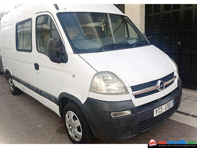 Opel Movanl
