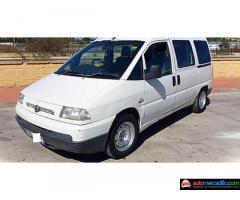 Fiat Scudo 2.0 Hdi 2.0 Hdi 2002