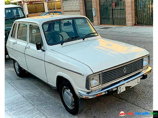Renault 6 Tl 1978