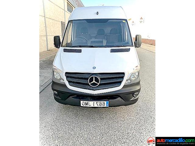 Mercedez. Sprinter 2016