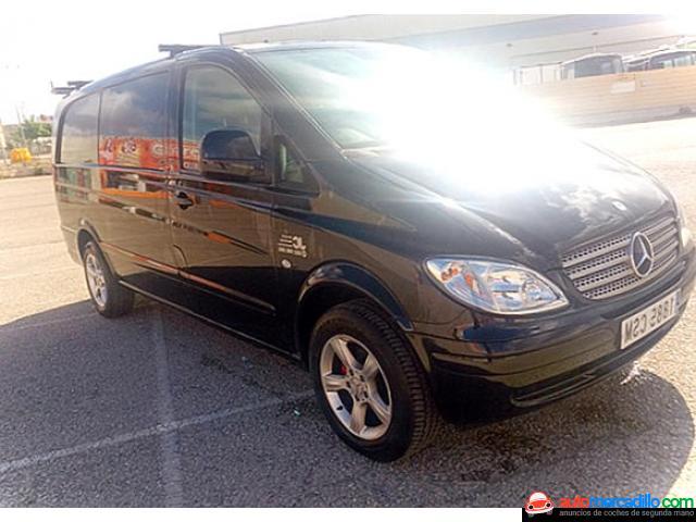 Mercedes Vito Cdi 111 2.2. 2.2 Cdi 2004