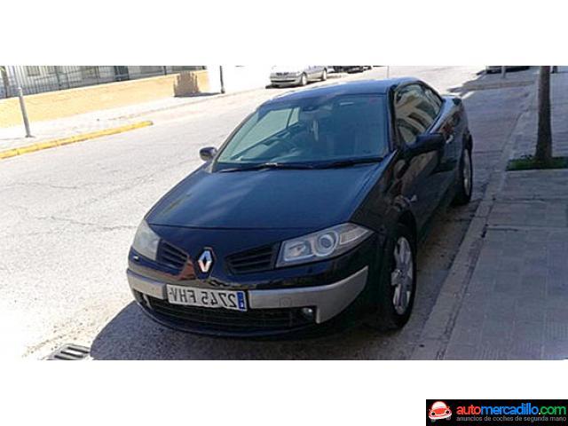 Renault Megane Cabrio Previlege 2006