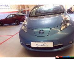 Nissan Leaf 2012