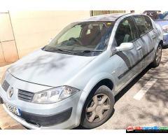 Renault Megane 1.5 Diesel 4 P 1.5 2004