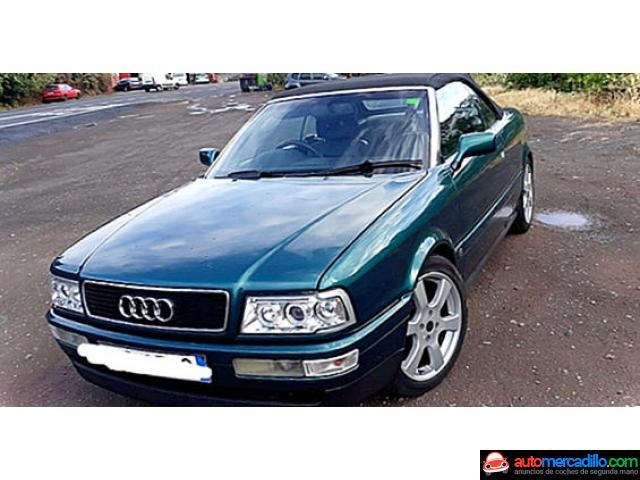 Audi Cabrio 1992