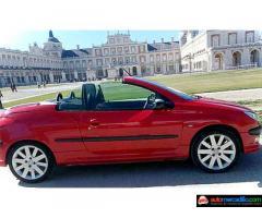 Peugeot 206 Cc Gti Gti 2002