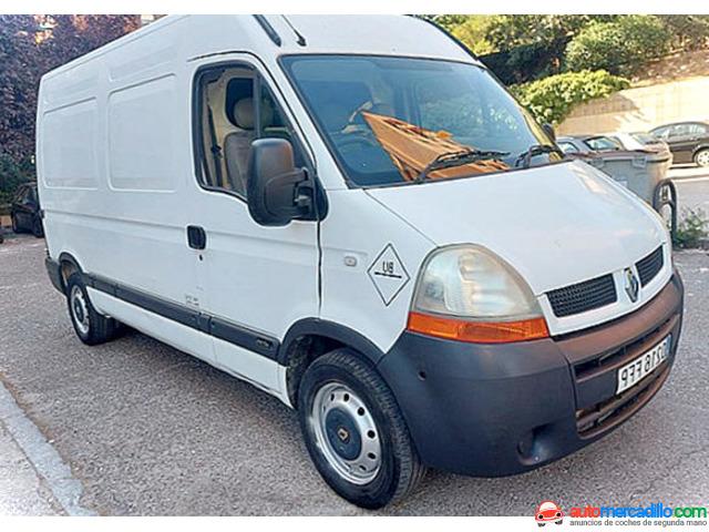 Renault Master 2006