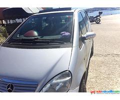 Mercedes-benz Clase A 2004