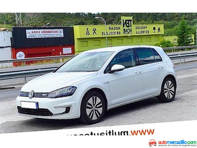 Volkswagen Golf Egolf Electrico Xen+navy 2014