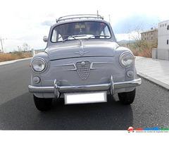 Seat 600 D 1965