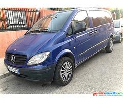 Mercedes Vito W639 2005