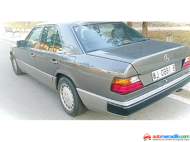 Mercedes 300 E 24v 1990