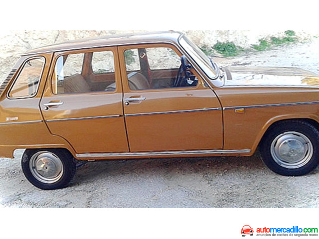 Renault Renault 6 1970