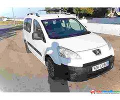Peugeot Partner Tepee 1.6 Hdi 1.6 Hdi 2011