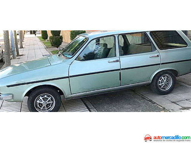 Renault 12 Gtl Familiar Gtl 1981