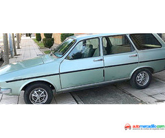 Renault 12 Gtl Familiar Gtl 1981