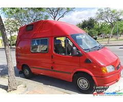 Camper Transit Nugget Westfalia 2000
