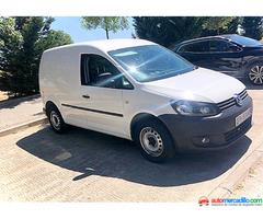 Vw Caddy 1.6 D 1.6 2013