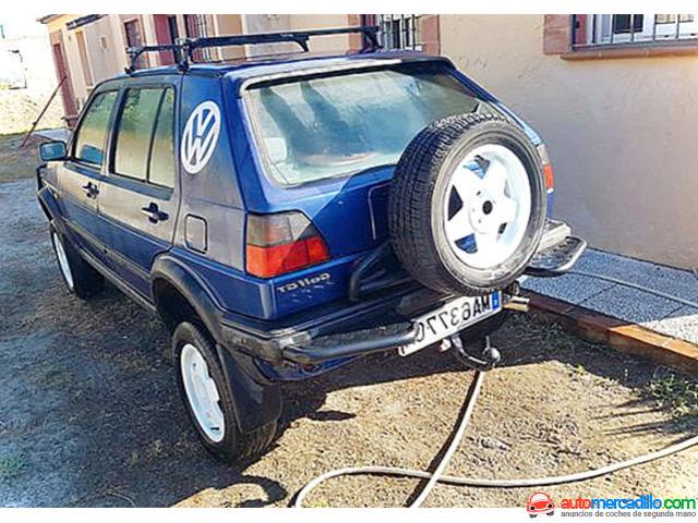 Volkswagen Golf 1990