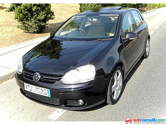 Volkswagen Golf 1.9 Tdi 105 Cv Highline 1.9 Tdi 2005
