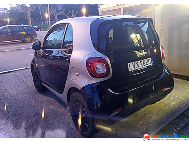 Smart Fortwo Eq Electrico 2019