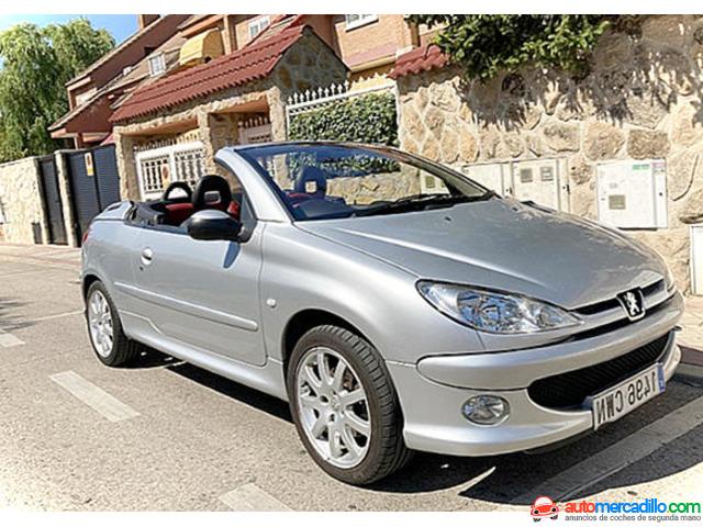 Peugeot 206 Cc 2.0 I 138 Cv 2 P 2.0 Cc 2004