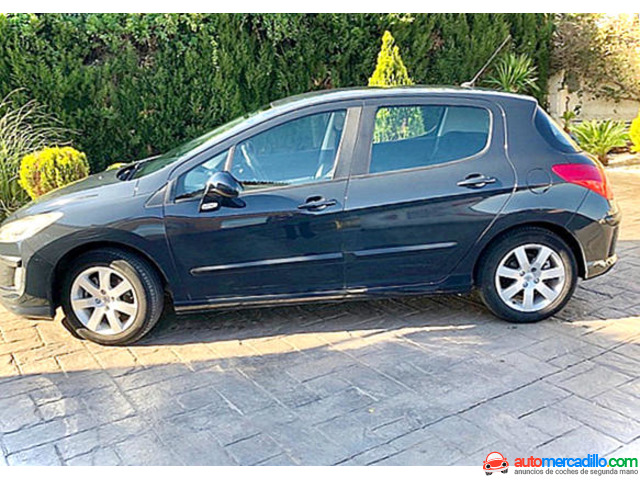 Peugeot 3008 2007