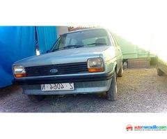 Ford Fiesta S 1982