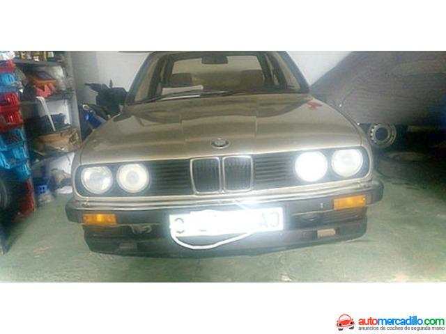 Bmw E30 Coupe 1985